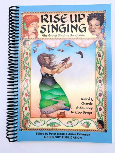 Rise Up Singing - The Group Singing Songbook - Girl Scouts - 1992 - New
