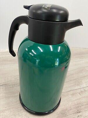 Allgo 1 Liter Coffee Tea Hot Beverage Kenco Carafe Green
