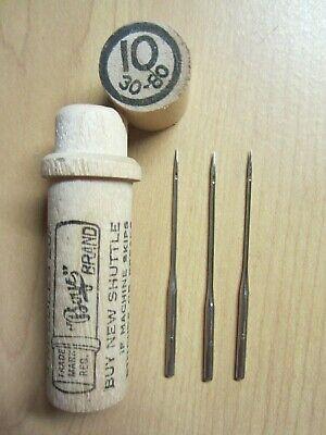Boye Davis Vertical Feed, Minnesota Sewing Machine Needles