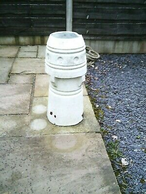 Old chimney pot.