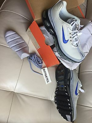 Nike Air Max 360 313377 041   neutral grey varsity royal- Hybrid 2006
