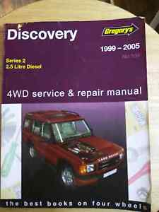 Landrover  Discovery TD5 Service & Repair Manual******2005 Merrimac Gold Coast City Preview