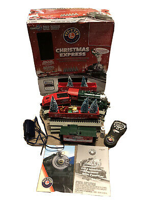 Lionel Christmas Express Train Set