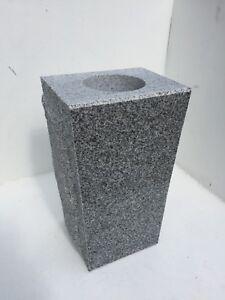 Granite Memorial Vase 5
