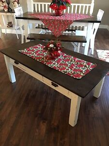 Antique desk turn Coffee table