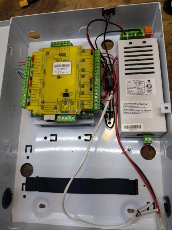 Paxton 682-610-US Net2 Plus in US Metal Enclosure 12/24V PSU