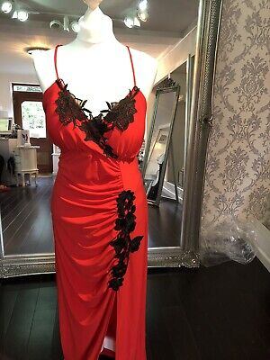 pageant dresses | Red Prom Dress | Ball Gown | Dress Gown | Size 18 for sale  Shipping to Nigeria