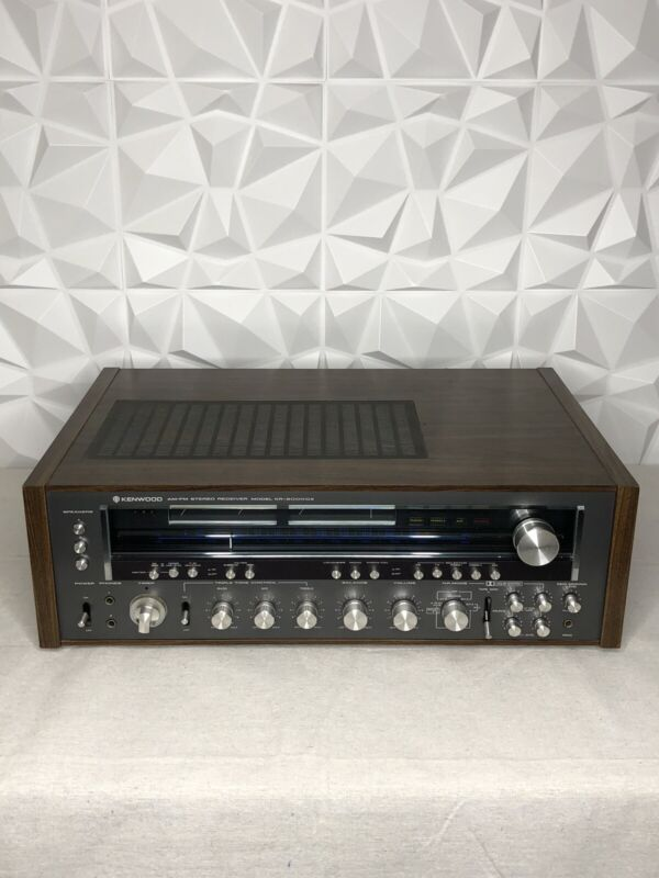 Kenwood KR-9000GX Excellent Condition Fully Serviced