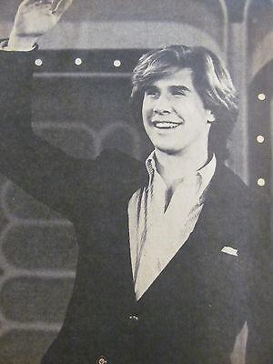 Parker Stevenson, The Hardy Boys, Full Page Vintage Pinup