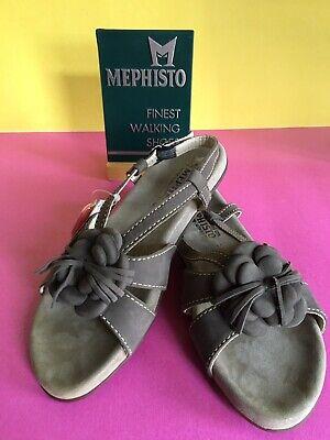 Mephisto Nubuck Sandals - Mephisto Women's