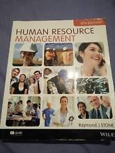 HUMAN RESOURCE MANAGEMENT - Stone Bakery Hill Ballarat City Preview