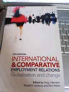 International and Comparative Employment Relations: Globalisation Maryland Newcastle Area Preview