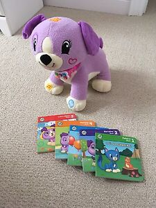 Leap Frog - Violet Dog - read along with books