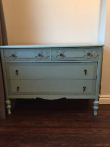 Antique dresser- $120