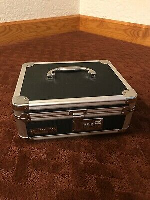 Security Safe Combination Lock Box For Jewelry Cash Money Medicine Portable Case