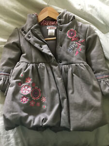 Fall/spring 2T girl's coat