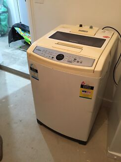 Samsung washing machine top loader Moorebank Liverpool Area Preview