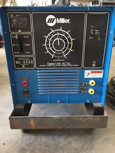 Like new Miller welder