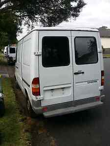 2002 turbo diesel mercedes sprinter Hurlstone Park Canterbury Area Preview