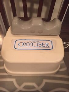 Original Oxyciser Swing Motion Machine With Timer