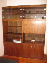 2 Matching Display Cabinets St Ives Ku-ring-gai Area Preview
