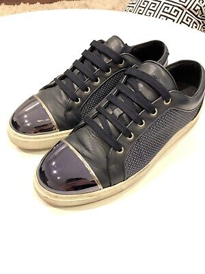 Louis Leeman Men's Lace up Low top Sneakers