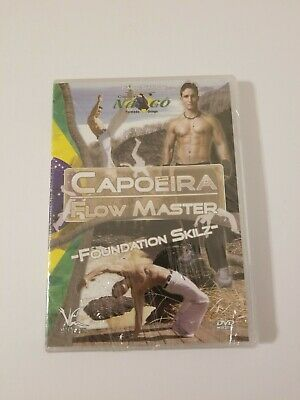 CAPOEIRA FLOW MASTER (FOUNDATION SKILZ)-------- [New SEALED  DVD]