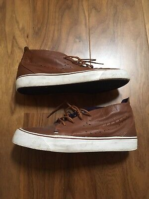 NIKE TOKI PREMIUM LEATHER BROWN LIMITED EDITION SOLD OUT