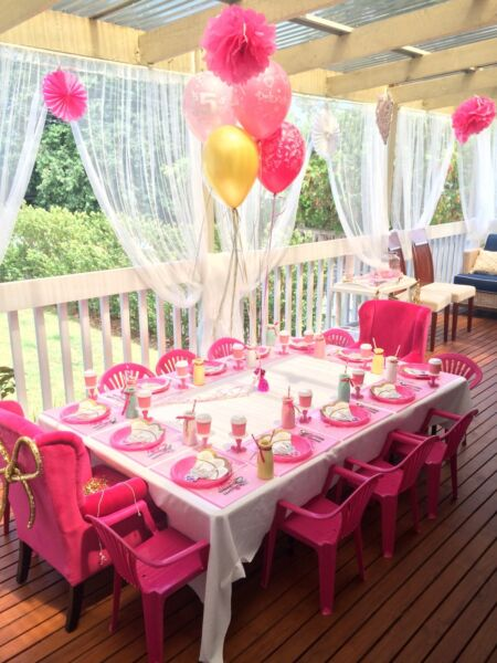 Kids Party Table Chair Package Just 35 Ringwood Maroondah Area Image 2 1 Of 8