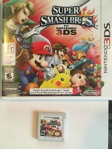 Pokemon Omega Ruby & Super Smash Bros 3DS