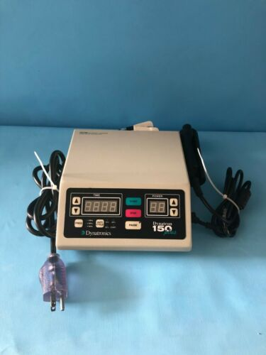 ULTRASOUND DYNATRONICS 150 PLUS EXCELENTE WORKING WITH 1,2,3 MHZ