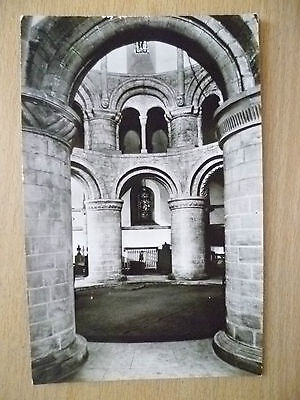 Religious Postcard- THE ROUND CHURCH OF CAMBRIDGE