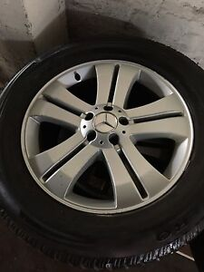"""Mercedes 19"""" mag wheels Vaucluse Eastern Suburbs Preview"""