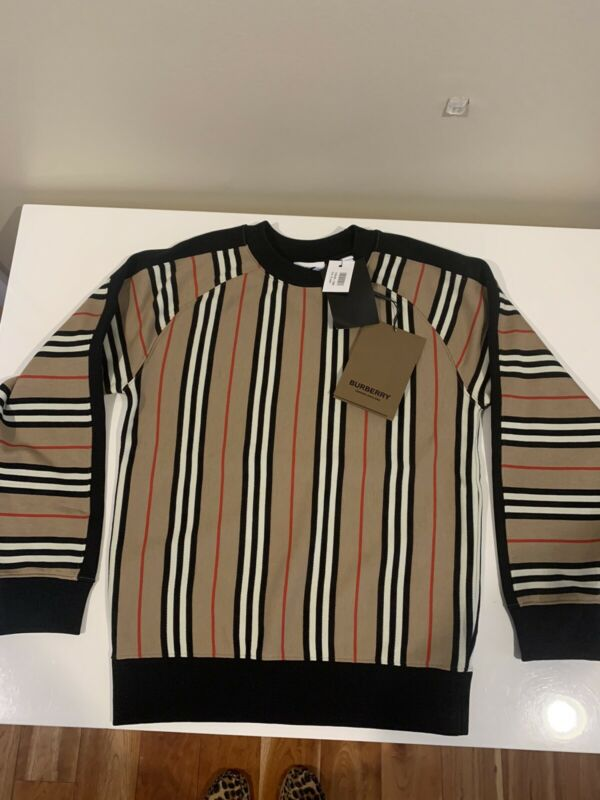 NWT Burberry Kids Sweater, sz10