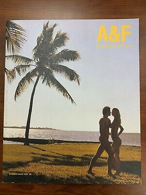 2002 Abercrombie Fitch Quarterly Summer Issue