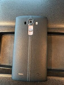 LG G4 cell phone. Locked to Fido