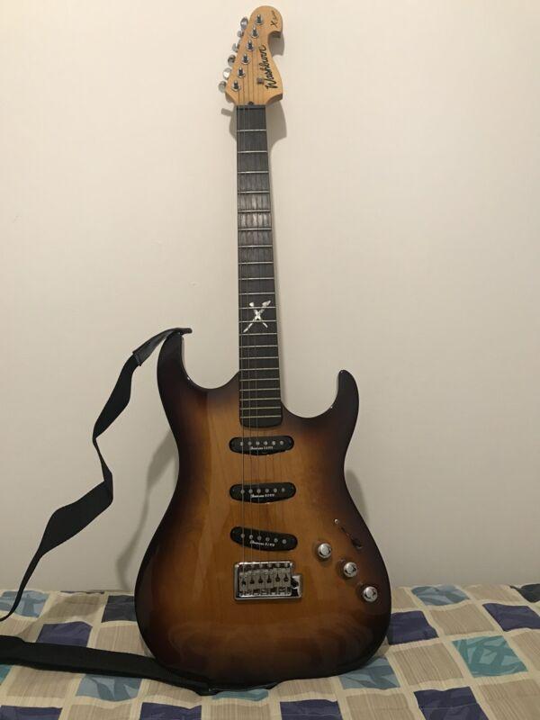 Washburn Electric Guitar X-33 Limited Edition