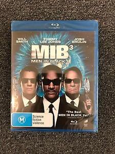 MIB3 Blu-Ray Disc Southbank Melbourne City Preview