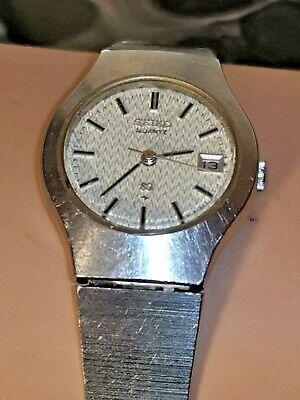 Seiko SQ Ladies Vintage Quartz Watch