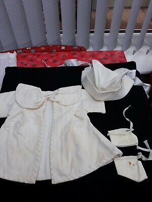 Antique /Vintage Dolls Clothes