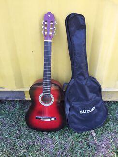 Valencia 4/4 Classical Guitar (kids)  + Bag