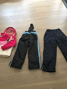 Ski pants. Ladies XS ( would fit 12yo child ) Terrey Hills Warringah Area Preview