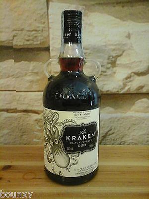 Rum Kraken black Spiced Rum 70 cl speziato
