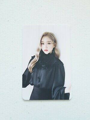 """MONTHLY GIRL LOONA GOWON Limited Photocard - Official Repackage Album """"X X"""""""