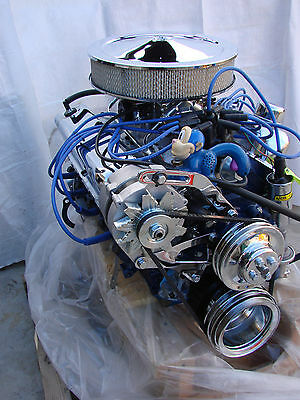 302 Ford turn key Crate High Performance balanced engine with C4 transmission