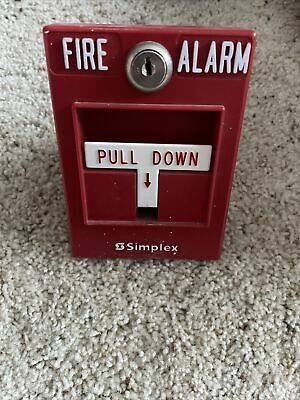 Simplex 4099-9001 Addressable Pull Station Fire Alarm Part