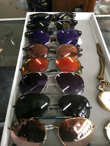 4ba7d1e1b5d Assorted Ray Ban aviator sunglasses
