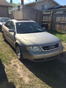 Audi A6 2.8L $1000 before I leave for work 2mrow