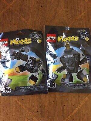 Lego Mixels Series 1 41503/41505 Krader And Schuff Sealed