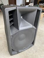 Pyle Powered Speaker Only 1. No sound